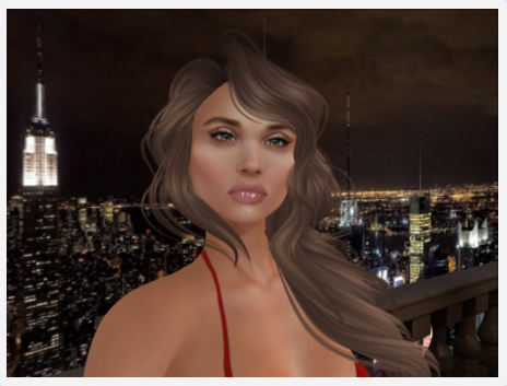 Virtual World Glory Hole – Sissy Sucks Her First Cock